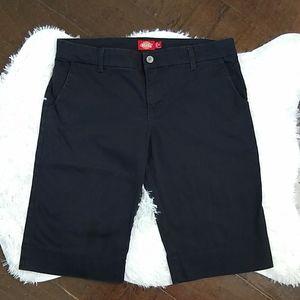 Dickies | Black Bermuda Shorts